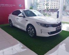 Bán ô tô Kia Optima 2.0 GATH đời 2018, màu trắng giá 589 triệu tại Bắc Ninh