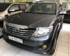 Chính chủ bán Toyota Fortuner năm 2012, màu xám   giá 685 triệu tại Hà Nội