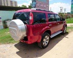 Cần bán gấp Ford Everest sản xuất năm 2010, màu đỏ, 497 triệu giá 497 triệu tại Tp.HCM