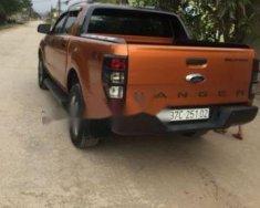 Bán Ford Ranger Wildtrak 3.2 sản xuất năm 2015, màu cam giá 740 triệu tại Nghệ An