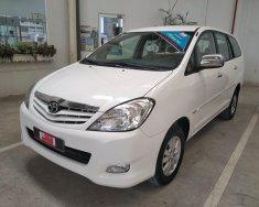 Cần bán xe Toyota Innova đời 2010, màu trắng giá cạnh tranh giá 350 triệu tại Tp.HCM