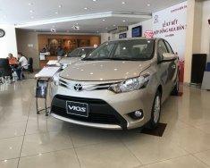 Cần bán xe Toyota Vios E đời 2018, màu bạc, 510 triệu. Xe giao ngay giá tốt nhất TP. HCM giá 510 triệu tại Tp.HCM