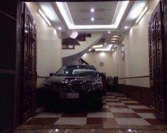 Bán Toyota Corolla altis 1.8G đời 2012, màu đen   giá 585 triệu tại Hà Nội