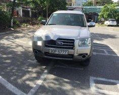 Chính chủ bán Ford Everest đời 2009, màu vàng cát giá 425 triệu tại Hà Nội