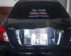 Cần bán gấp Daewoo Lacetti năm 2009, màu đen, nhập khẩu nguyên chiếc giá 235 triệu tại Thanh Hóa