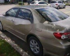 Bán Toyota Corolla altis 2011, màu vàng cát giá 550 triệu tại Tp.HCM