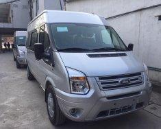 Cần bán xe Ford Transit sản xuất 2018, màu bạc  giá 820 triệu tại Hà Nội