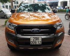 Bán ô tô Ford Ranger 3.2L Wildtrak 4x4 AT đời 2016, nhập khẩu, giá 810tr giá 810 triệu tại Hà Nội