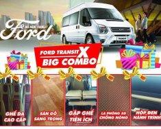 Bán xe Ford Transit, năm 2018, giá cạnh tranh, KM: BHVC và hộp đen, LH: 0935.437.595 giá 8 tỷ 250 tr tại Tp.HCM
