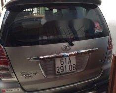 Bán Toyota Innova G đời 2007, màu bạc  giá 365 triệu tại Tp.HCM