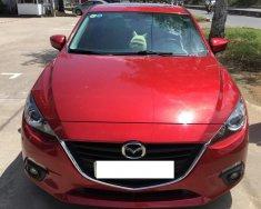 Bán Mazda 3 1.5 AT năm sản xuất 2015, màu đỏ giá cạnh tranh giá 590 triệu tại Tp.HCM