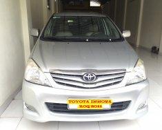 Cần bán xe Toyota Innova 2.0 G đời 2011, màu bạc, 480 triệu giá 480 triệu tại Hà Nội