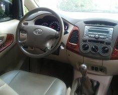 Bán Toyota Innova G năm sản xuất 2008, màu bạc, giá 360 triệu giá 360 triệu tại Hà Nội