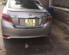 Bán xe Toyota Vios đời 2014, màu bạc, giá chỉ 480 triệu giá 480 triệu tại Tp.HCM