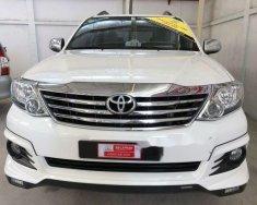 Bán xe Toyota Fortuner TRD 2015, màu trắng, xe gia đình  giá 920 triệu tại Tp.HCM