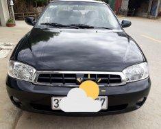 Bán xe Kia Spectra sản xuất 2005, màu đen chính chủ, giá tốt giá 130 triệu tại Thanh Hóa