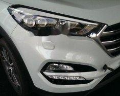 Bán xe Hyundai Tucson 2018, màu trắng  giá 835 triệu tại Tp.HCM
