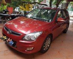 Bán Hyundai i30 CW sản xuất năm 2010, màu đỏ, nhập khẩu nguyên chiếc giá 395 triệu tại Hà Nội
