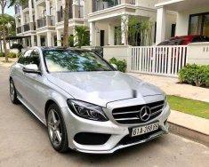 Cần bán gấp Mercedes C300 AMG sản xuất năm 2015, màu bạc, giá tốt giá 1 tỷ 520 tr tại Hà Nội