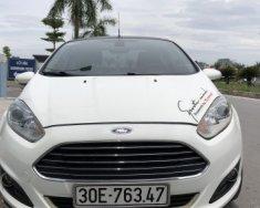 Cần bán Ford Fiesta Titanium 1.5 AT sản xuất năm 2014, màu trắng chính chủ giá 409 triệu tại Hà Nội