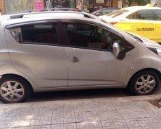 Cần bán gấp Chevrolet Spark LT 2012, màu bạc   giá 200 triệu tại Đà Nẵng
