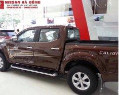 Bán xe bán tải Nissan Navara 1 cầu, số tự động giá chỉ từ 625 triệu, hỗ trợ trả góp 85% giá 625 triệu tại Hà Nội