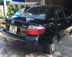 Bán Toyota Vios MT 2005, màu đen, nội thất đẹp giá 165 triệu tại Nam Định