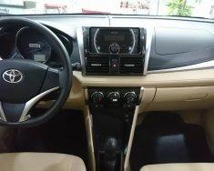 Bán ô tô Toyota Vios E năm sản xuất 2018, màu bạc, giá 535tr giá 535 triệu tại Tp.HCM