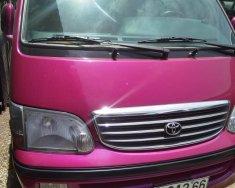 Cần bán Toyota Hiace bán tải đăng ký lần đầu 2004, màu hồng còn mới, giá 175triệu giá 175 triệu tại Hà Nội