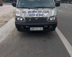Bán ô tô Toyota Hiace năm sản xuất 2003, màu bạc xe gia đình, giá 125tr giá 125 triệu tại Hà Nội