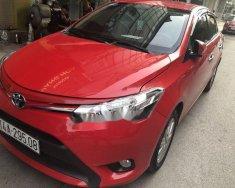 Bán xe Toyota Vios E 2016, số sàn, màu đỏ  giá 455 triệu tại Hải Dương