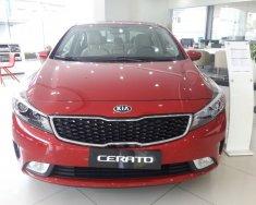 Cần bán Kia Cerato sản xuất năm 2018, màu đỏ giá 499 triệu tại Tp.HCM