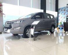 Cần bán Toyota Innova 2.0E năm 2018, màu xám, 707tr giá 707 triệu tại Tp.HCM