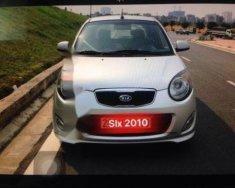 Cần bán xe Kia Morning đời 2010, màu bạc chính chủ, giá 279tr giá 279 triệu tại Hà Nội