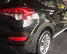 Bán xe Hyundai Tucson màu đen 2018  giá 835 triệu tại Tp.HCM