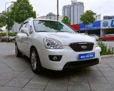 Bán Kia Carens năm 2012, màu trắng giá 428 triệu tại Hà Nội