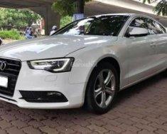 Cần bán gấp Audi A5 2.0 Sportback năm 2014, màu trắng, nhập khẩu nguyên chiếc như mới giá 1 tỷ 350 tr tại Hà Nội