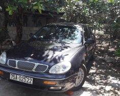 Cần bán xe Daewoo Leganza SE đời 2001, màu đen, xe nhập giá 125 triệu tại TT - Huế