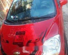 Bán Chevrolet Spark 2009, màu đỏ, xe chạy êm ái giá 137 triệu tại Đắk Lắk