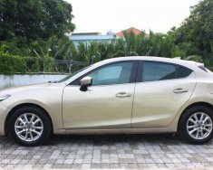 Bán Mazda 3 1.5AT đời 2017, màu vàng xe gia đình giá cạnh tranh giá 688 triệu tại Tp.HCM