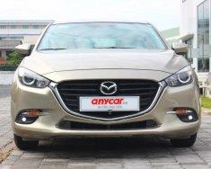 Bán ô tô Mazda 3, sản xuất năm 2017, màu vàng giá 686 triệu tại Tp.HCM