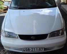 Cần bán xe Toyota Corolla đời 2001, màu trắng, giá tốt giá 138 triệu tại Lâm Đồng