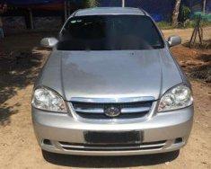 Cần bán lại xe Daewoo Lacetti năm 2009, màu bạc, giá tốt giá 215 triệu tại Đồng Nai