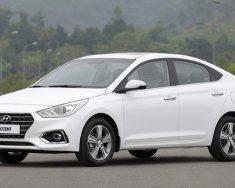 Bán xe Hyundai Accent đời 2018, màu trắng, giá tốt giá 425 triệu tại Tp.HCM
