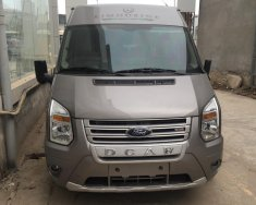 Bán xe Ford Transit 2018 khuyến mại lớn, giao xe ngay, hỗ trợ tư vấn trả góp 90% giá 805 triệu tại Hà Nội