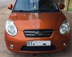 Bán Kia Morning năm 2008, màu cam, giá 227tr giá 227 triệu tại Tp.HCM