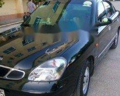 Cần bán gấp Daewoo Nubira MT sản xuất 2001, màu đen  giá 170 triệu tại Thanh Hóa