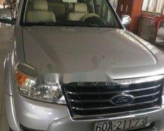 Cần bán xe Ford Everest đời 2009, màu bạc xe gia đình, 465 triệu giá 465 triệu tại Bình Dương