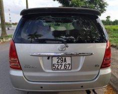 Bán ô tô Toyota Innova G đời 2007, màu bạc, giá 315tr giá 315 triệu tại Hải Dương
