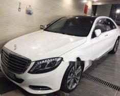 Bán Mercedes S500 sản xuất năm 2015, màu trắng, giá tốt giá 4 tỷ 150 tr tại Tp.HCM
